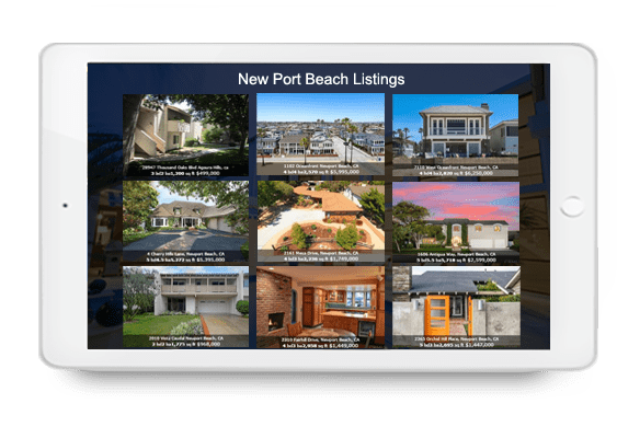 Featured Homes Widget
